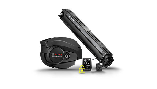 Bosch eBike Systeem